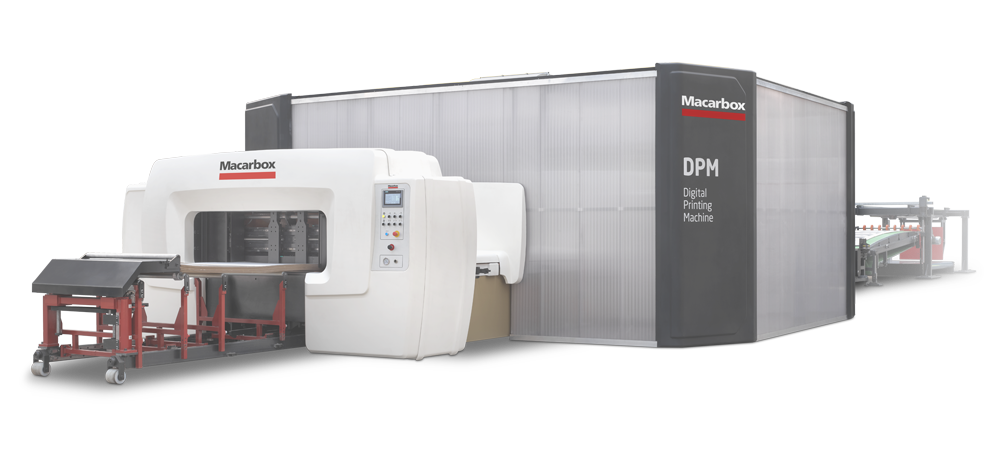 Digital Printing Machine (DPM)